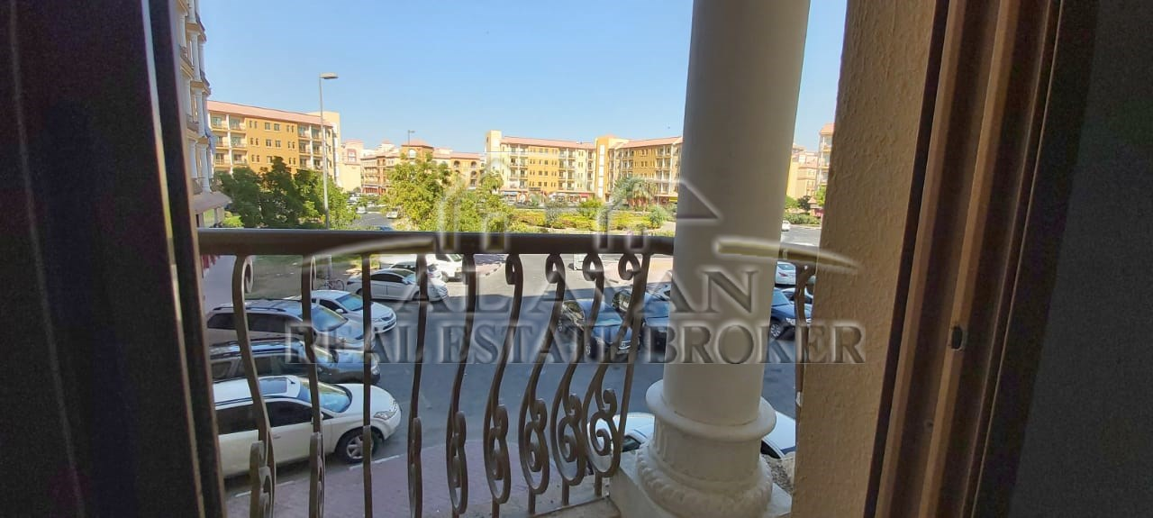 FOR RENT: BALCONY l 1 BHK l SPAIN CLUSTER l 25,000/-