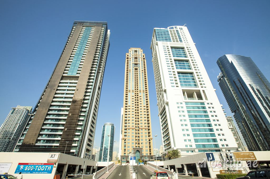 J CLUSTER GOLDCREST VIEWS 2, JLT : ELEGANT STUDIO FOR RENT IN 36,000/-